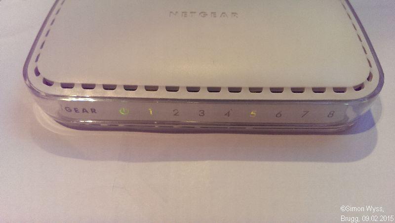 Netgear GS608 v2